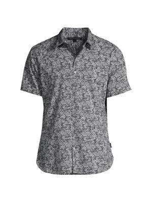 Marshall Button-Up T-Shirt