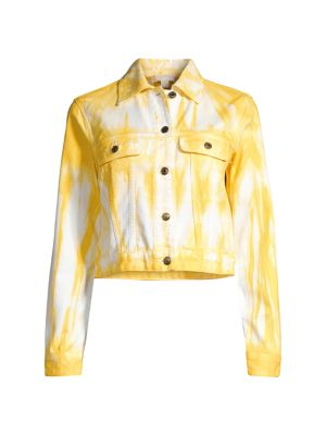 Tru Tie-Dye Denim Jacket