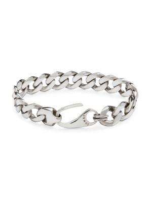 Hudson Sterling Silver Chian Bracelet