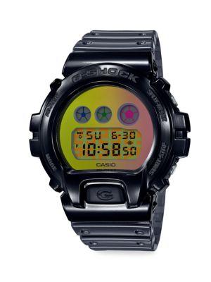 25th Anniversary Multicolor Digital Watch