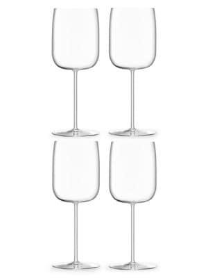 Borough 4-Piece Wine Glass Set