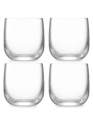 Borough 4-Piece Shot Glass Set