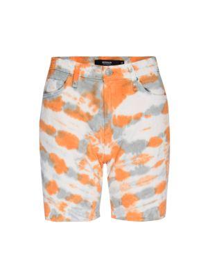 Hana Tie-Dye Biker Shorts