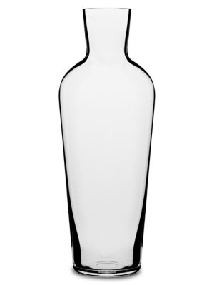 Richard Brendon x Jancis Robinson Glass Water Carafe