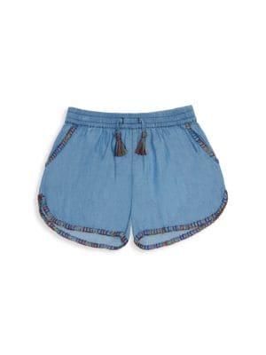 Little Girl's & Girl's Kinsley Shorts