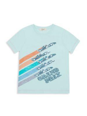 Little Boy's & Boy's Grand Prix Graphic T-Shirt