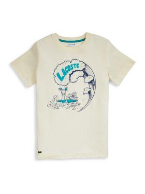 Little Boy's & Boy's Summer Graphic T-Shirt