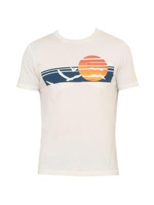 Venice Sunset Pocket T-Shirt