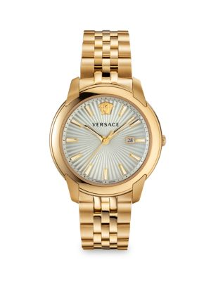 V-Urban Stainless Steel Bracelet Watch