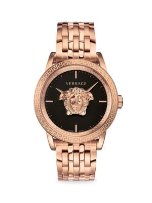 Palazzo Empire IP Rose Gold Watch