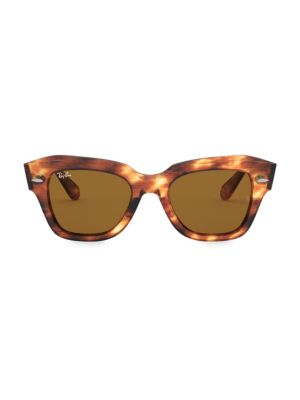 RB2186 49MM Wayfarer Sunglasses
