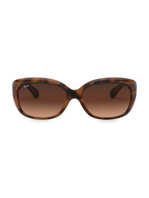 RB4101 58MM Square Sunglasses