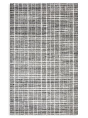 Finley Contemporary Loom Knotted Wool-Blend Area Rug