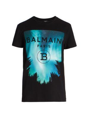 Screen-Print Logo T-Shirt