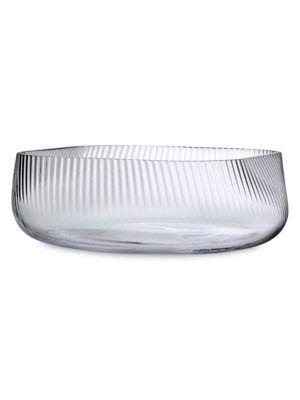 Opti Glass Centerpiece Bowl