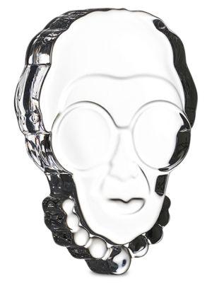 Iris Apfel Glass Paperweight