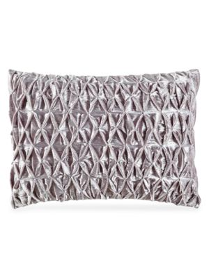 Chloe Embellished Tufted Pillow
