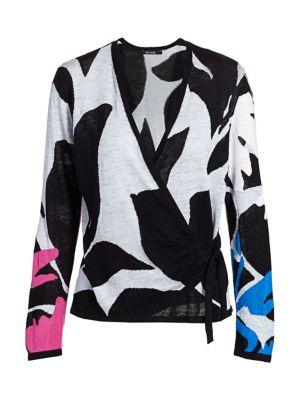 New Adventures Wrap Sweater