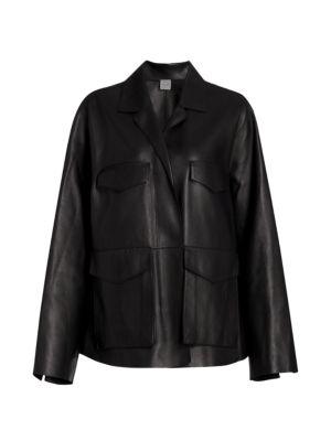 Avignon Leather Jacket