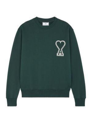 Ami De Cour Logo Patch Sweatshirt