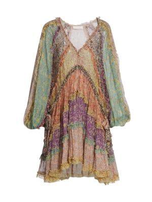 Carnaby Frill Dress
