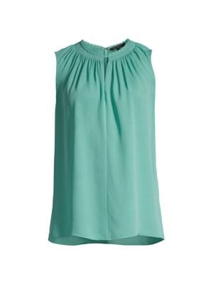 Amina Embroidered Top