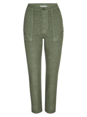 Le Beau Linen Pants