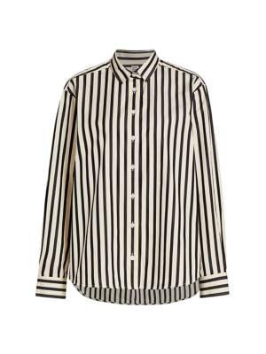 Capri Striped Shirt