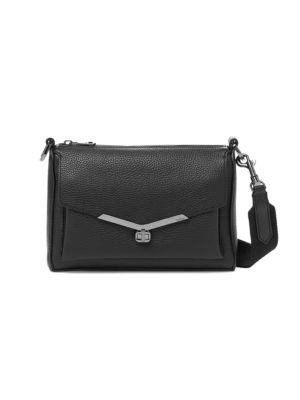 Valentina Leather Crossbody Bag