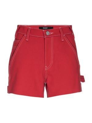Carpenter Cotton Shorts