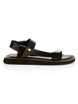 Parker Leather Sandals