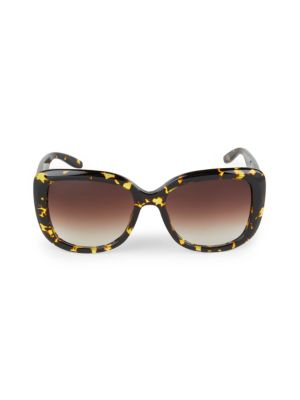 Choupette 56MM Butterfly Sunglasses