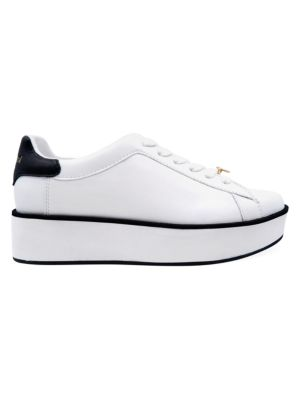 Parlor Leather Platform Sneakers