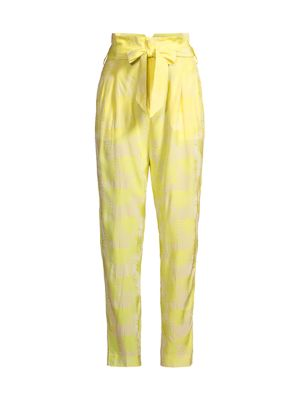 Joele Cropped Pants