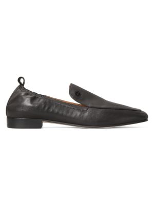 Kira Leather Loafers