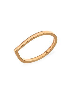 Antifer 18K Rose Gold Ring