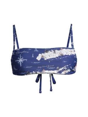 Leigh Bandeau Bikini Top