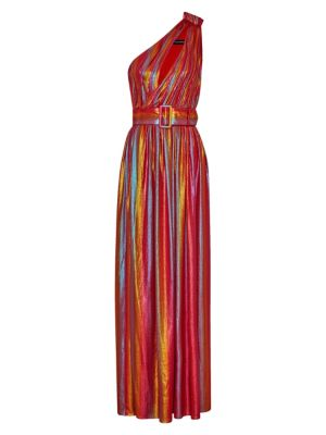 Andrea Belted Gown