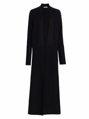 Ariane Cashmere & Wool-Blend Long Coat