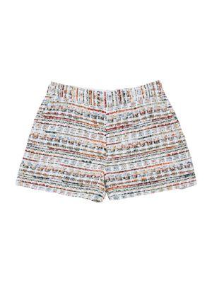 Ashton Tweed Shorts