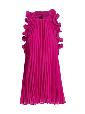 Mimi Ruffled Mini Dress