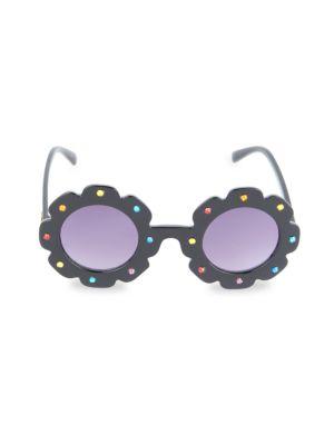 45MM Flower Sunglasses