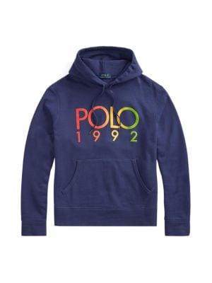 Magic Fleece Polo 1992 Drawstring Hoodie