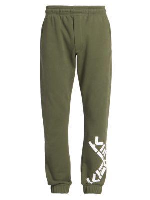 Logo Sport Jogging Pants