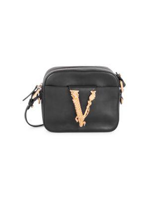 Virtus Leather Camera Bag