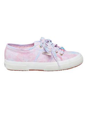 Superga x LoveShackFancy Tie Dye Sneakers