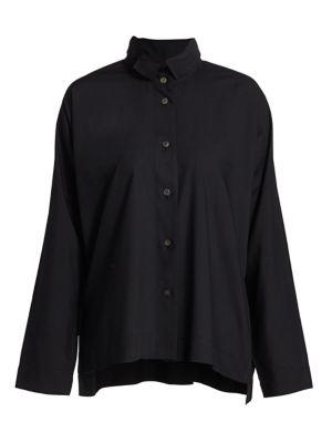 Tuxedo Collared Shirt