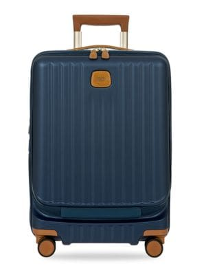 Capri 21-Inch Spinner Expandable Luggage