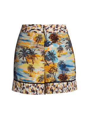 Voyage Printed Shorts