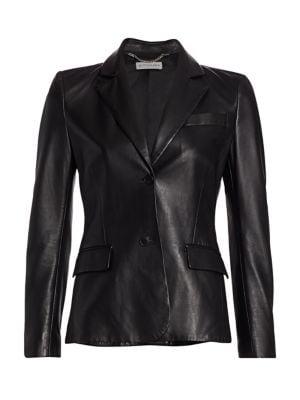 Egan Leather Jacket